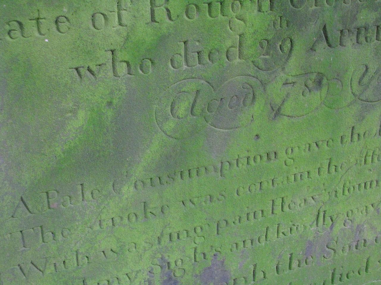 The Gravestone Project