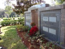 eight compartment mausoleum