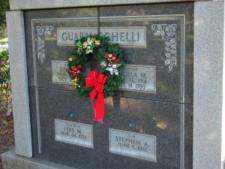 quad compartment mausoleum